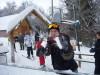 Šibeniční lyžovačka